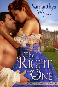 The Right One by Samanthya Wyatt on Sophia Kimble