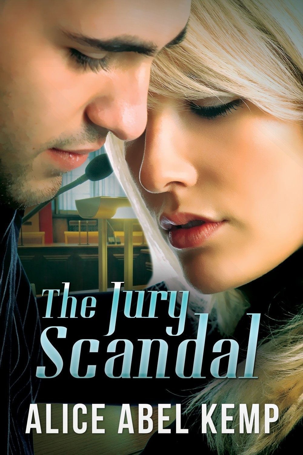 The Jury Scandal by Alice Abel Kemp on Sophia Kimble