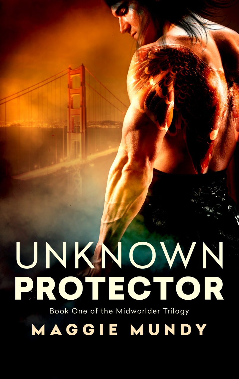 Unknown Protector by Maggie Mundy on Sophia Kimble