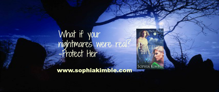 Protect Her by Sophia Kimble