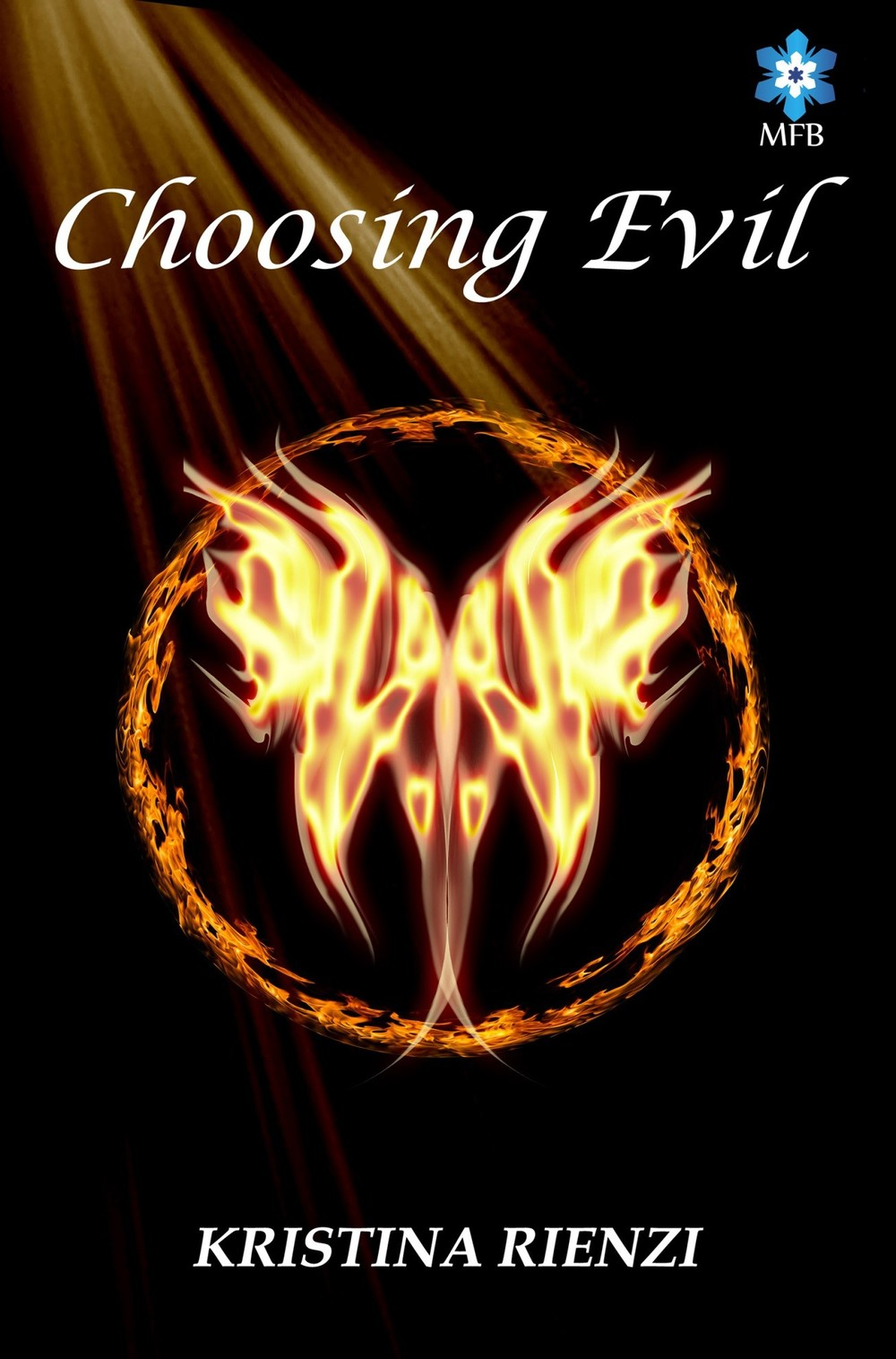 Choosing Evil by Kritstina Rienzi
