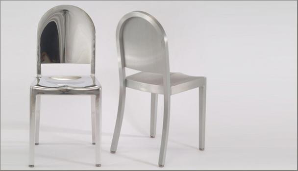 morgan's chair