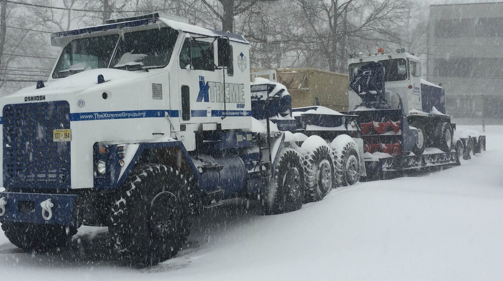 Our Equipment & Resources Can Combat Whatever Mother Nature Throws At Us!