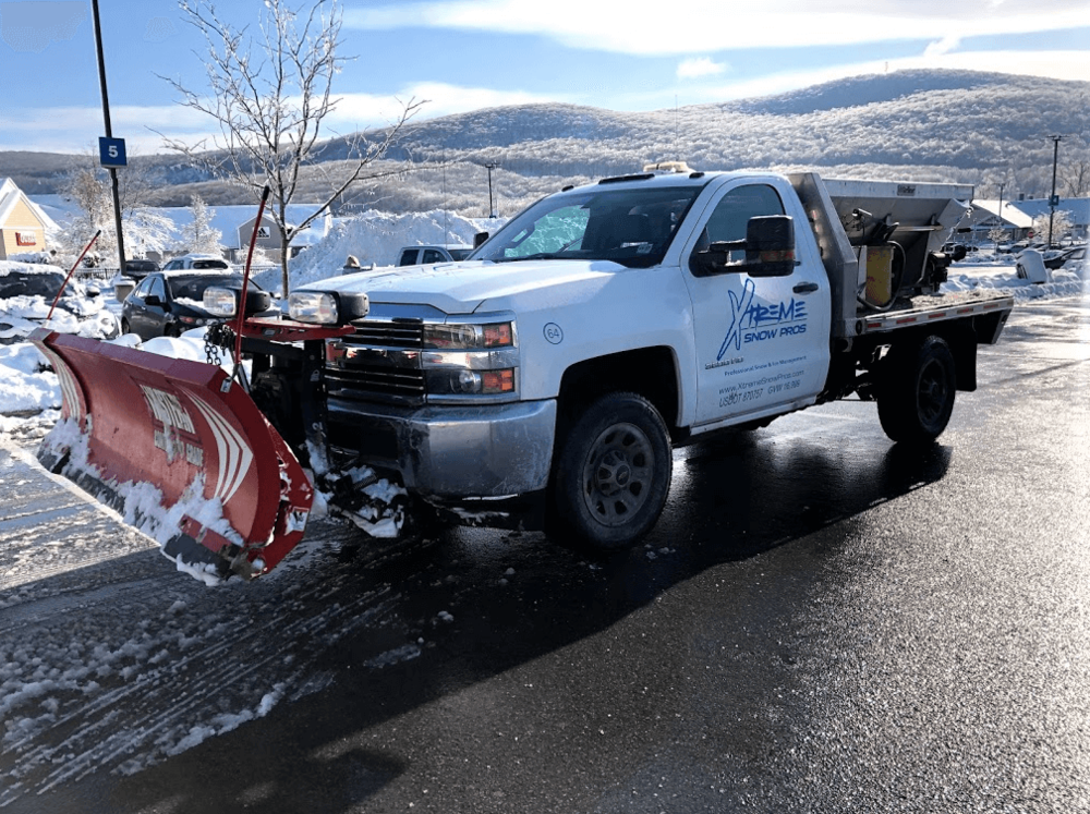Top 100 snow removal company in North America