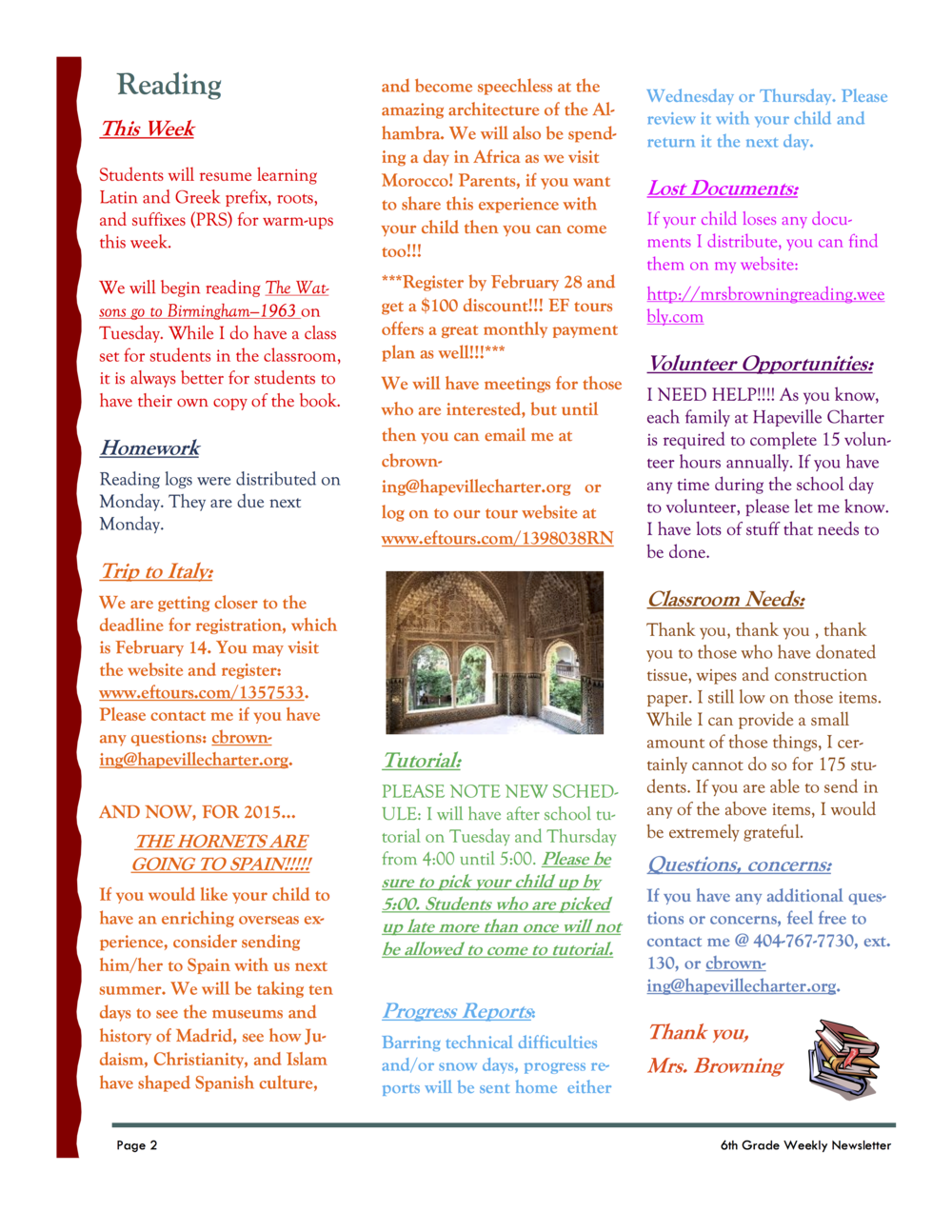 6th grade newsletter January 27-31B.png