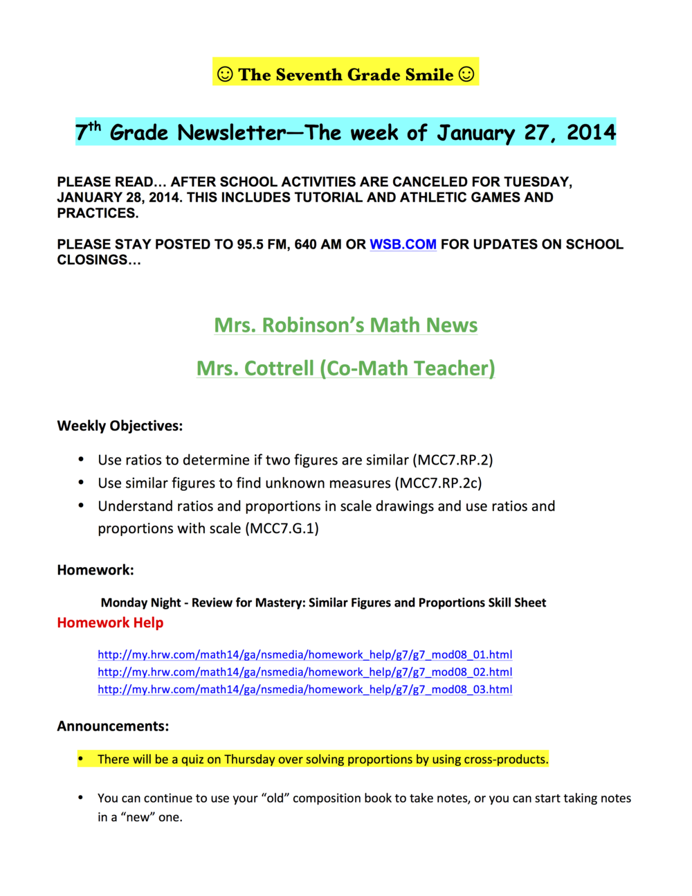 7th grade Newsletter January 271.png
