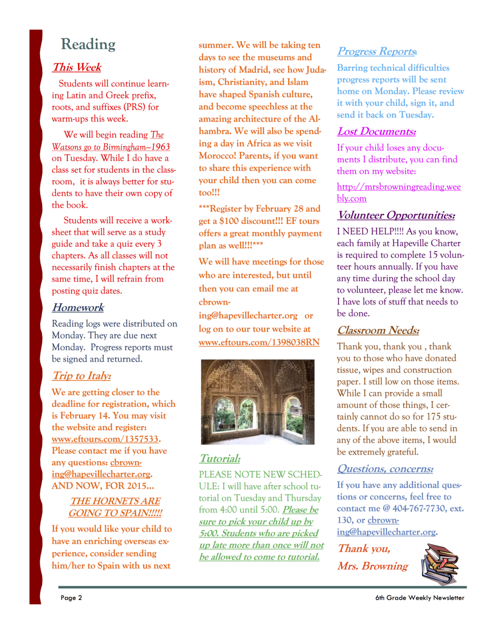 6th grade newsletter Feb 3B.png