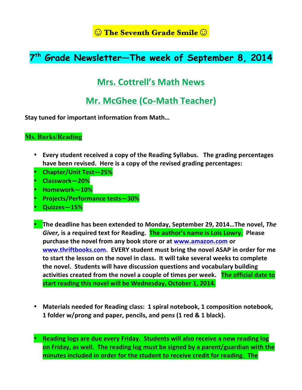 Newsletter Image7th grade sept 8-12 2014.jpeg