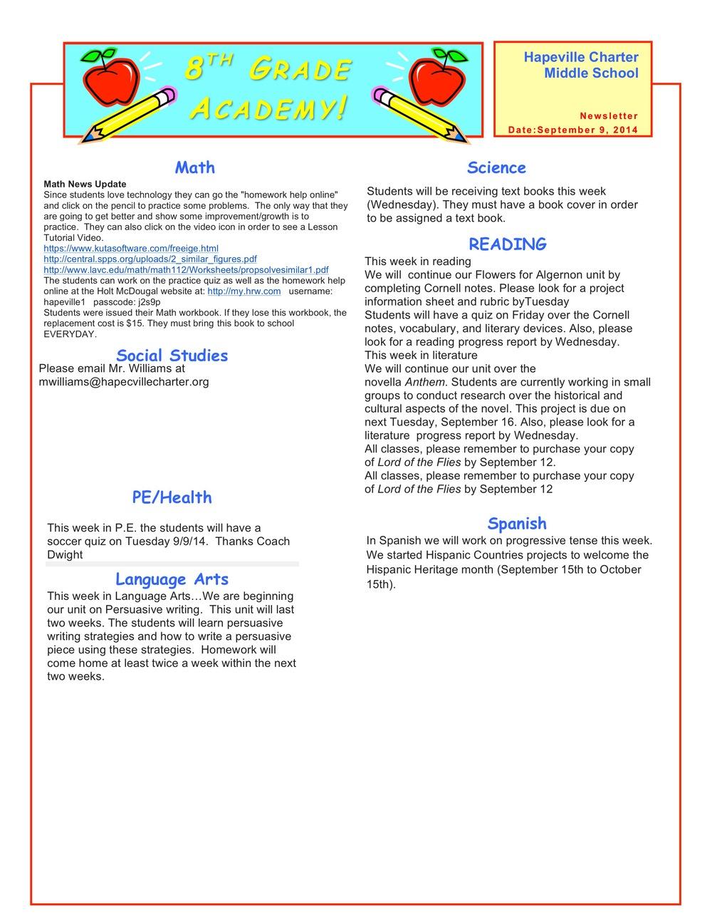 Newsletter Image8th grade sept 8 2014.jpeg