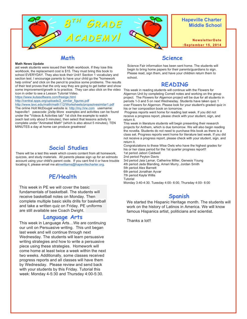 Newsletter Image8th grade 9-15-2014.jpeg