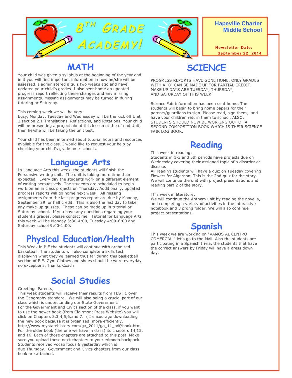 Newsletter Image8th grade September 22 2014.jpeg