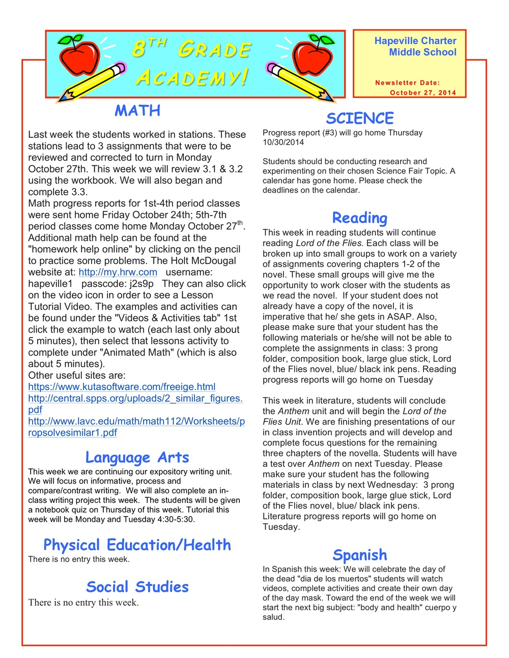 Newsletter Image8th grade October 27.jpeg