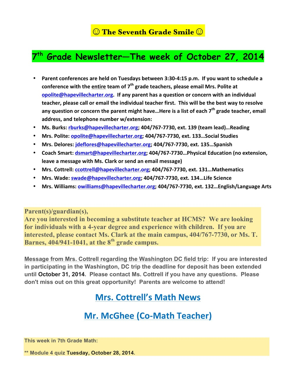 Newsletter Image7th grade October 27th.jpeg