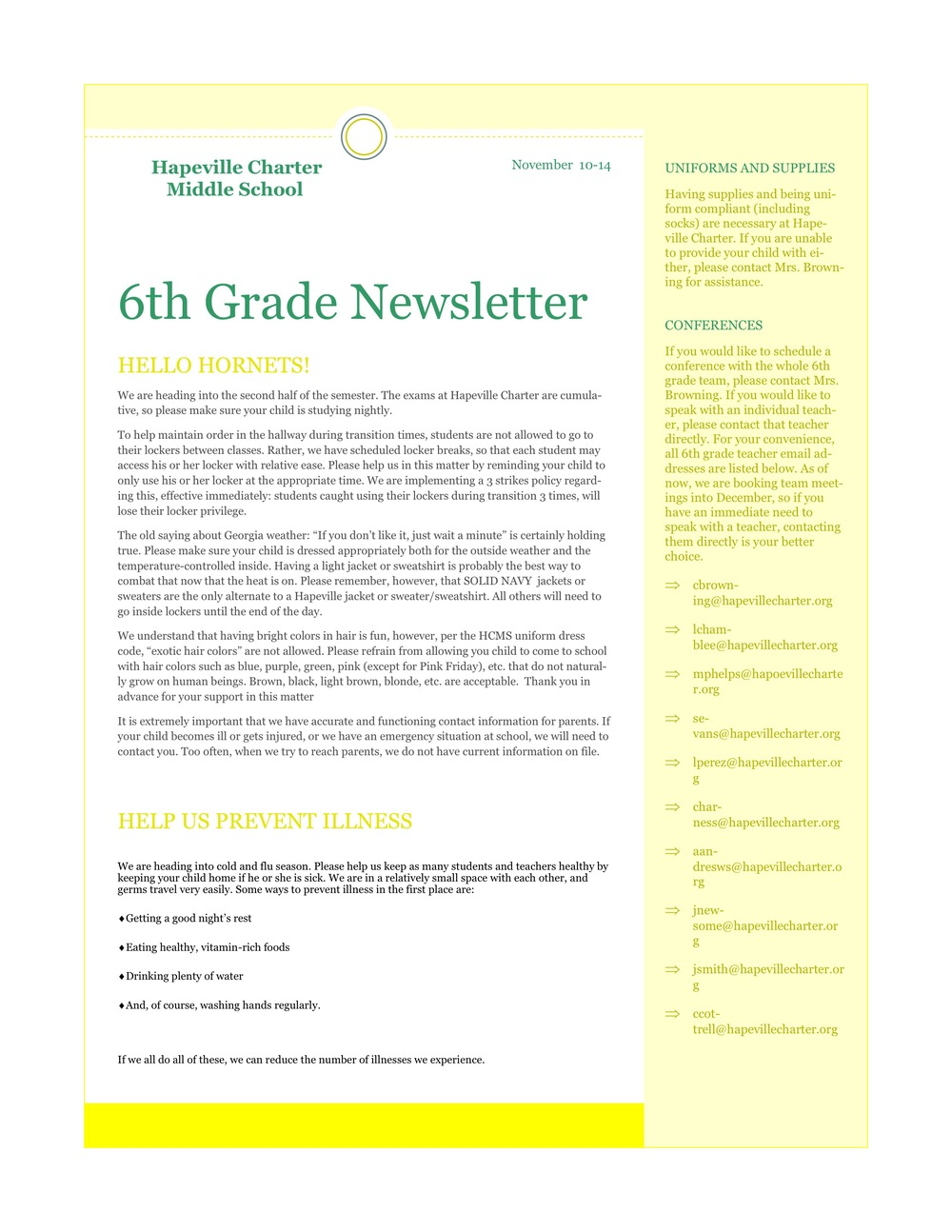 Newsletter Image6th grade November 10-14.jpeg