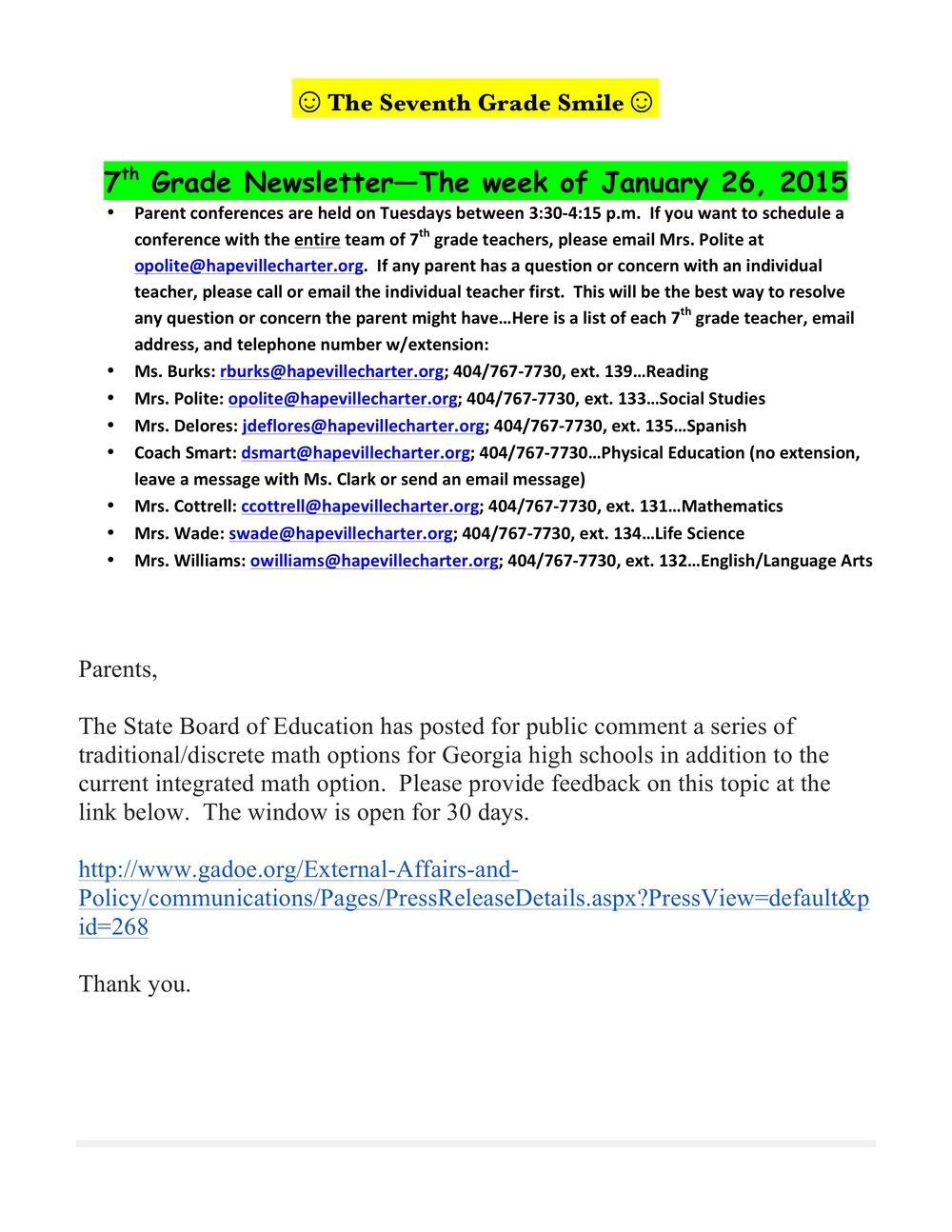 Newsletter Image7th grade January 26, 2015.jpeg