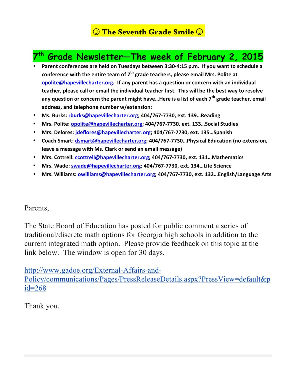 Newsletter Image7th grade February 2 2015.jpeg