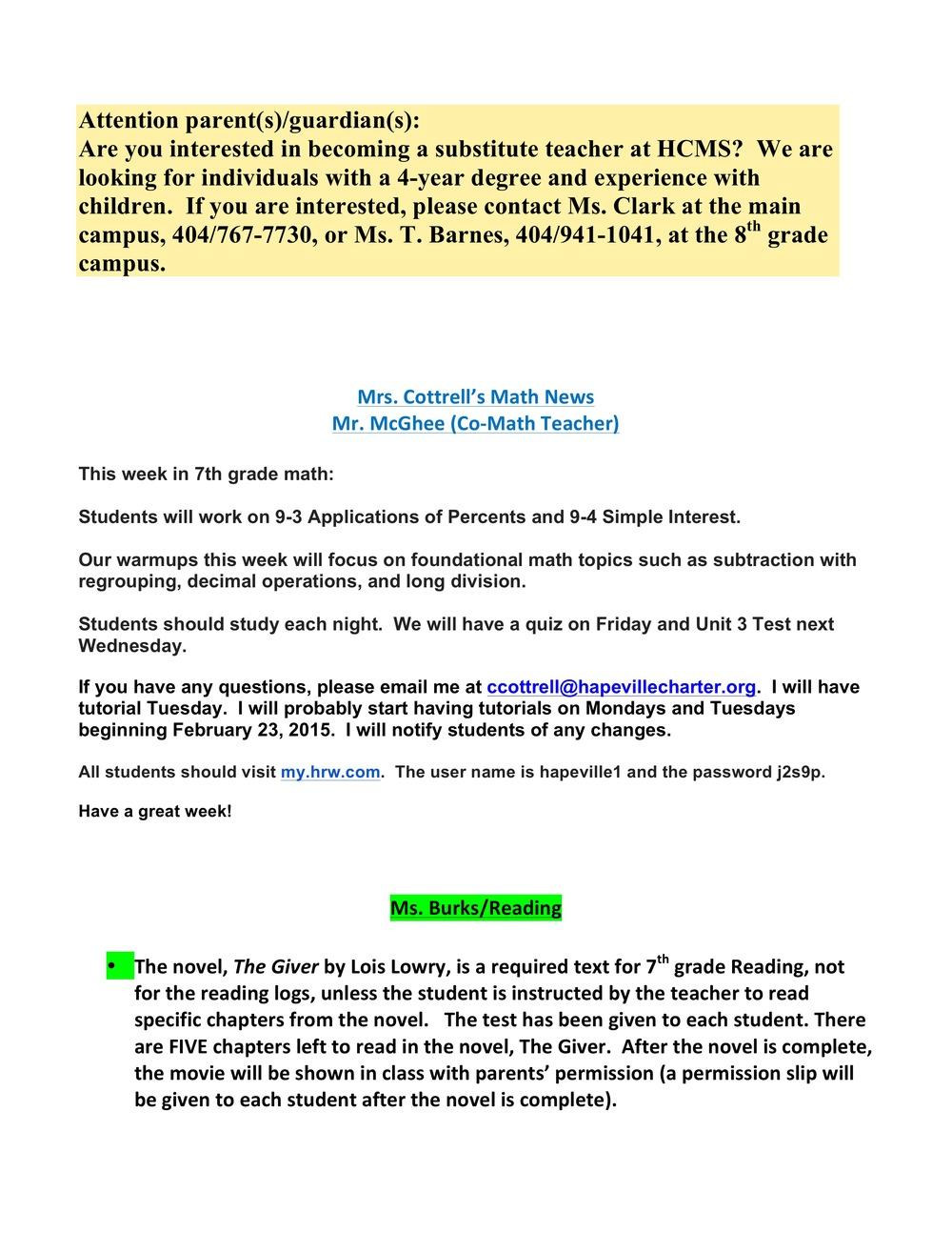 Newsletter Image7th grade 3-2-15 2.jpeg
