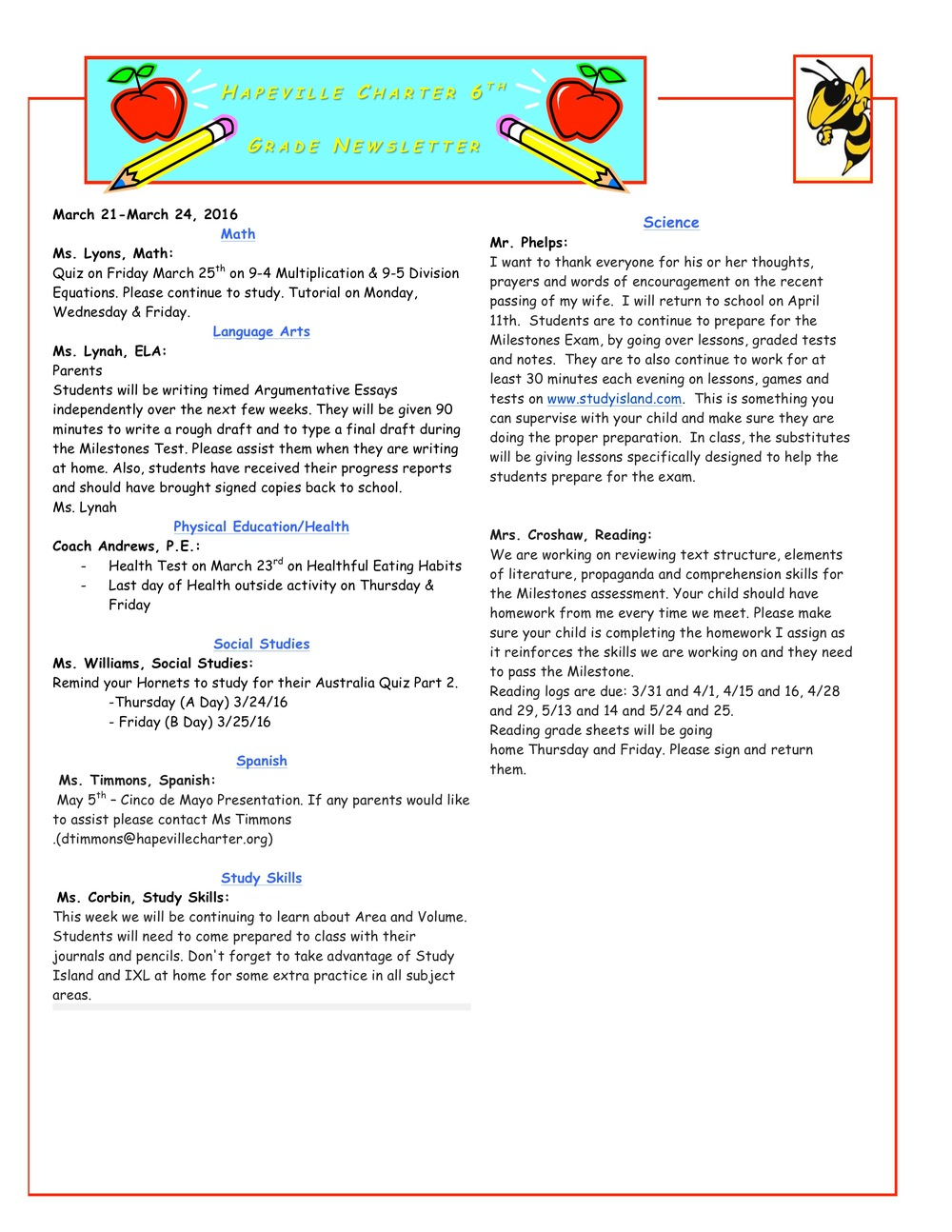 Newsletter Image6th Grade Newsletter 3.21.2016.jpeg