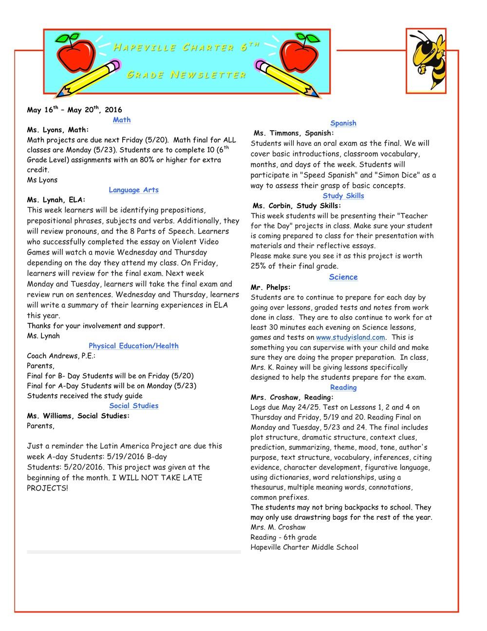 Newsletter Image6th Grade Newsletter 5-16.jpeg