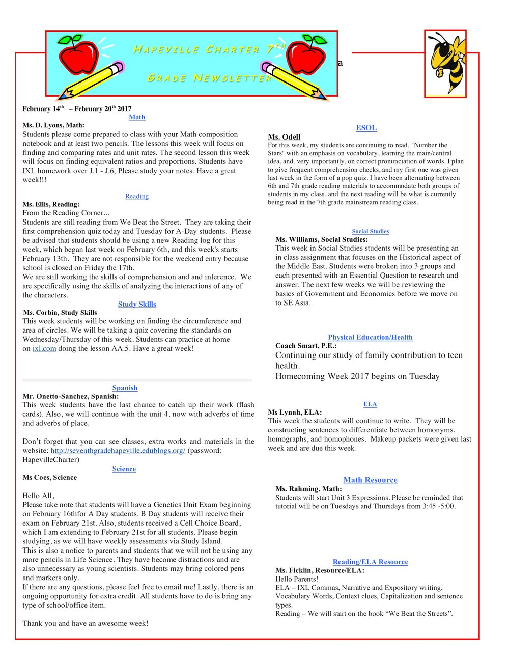 Newsletter Image7th Grade Newsletter 2-14 .jpeg