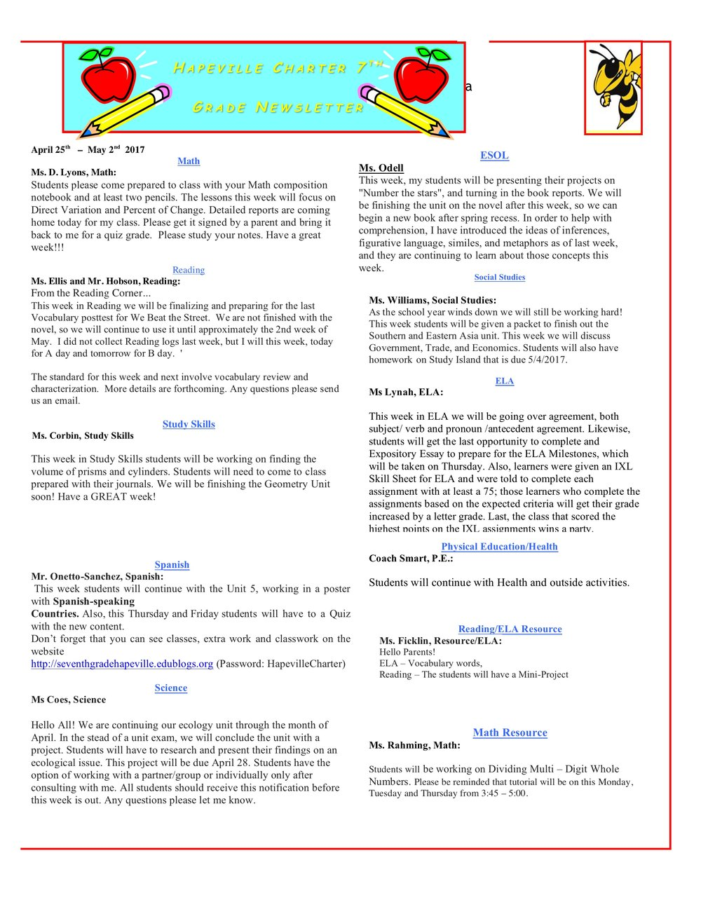 Newsletter Image7th Grade Newsletter 4-25-2017.jpeg