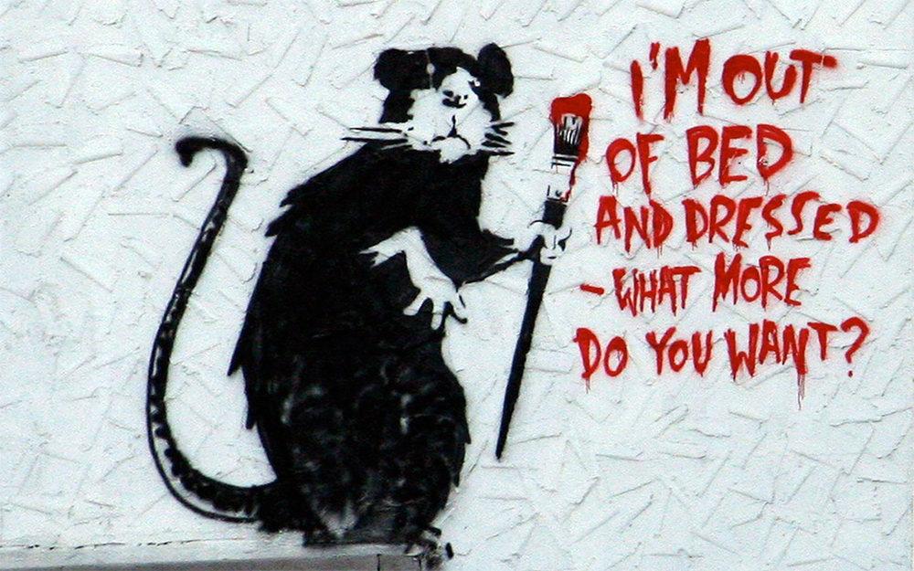 Banky's Rat
