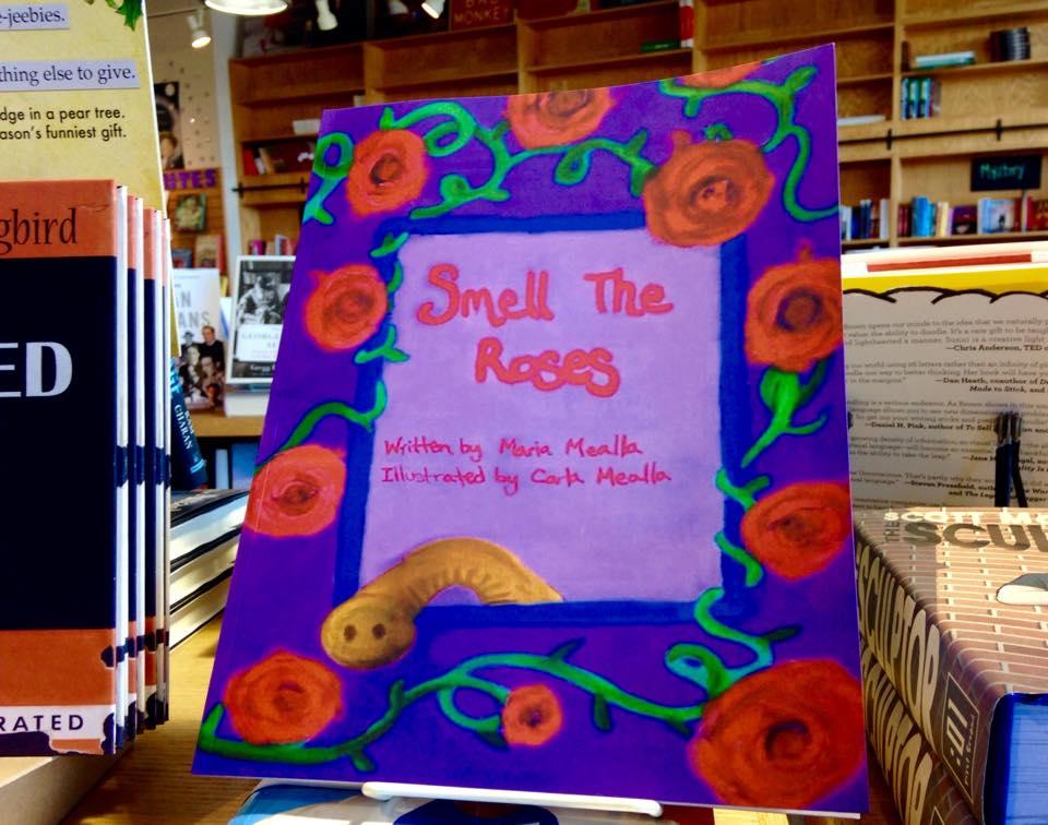 Click through to buy  Smell The Roses  through CreateSpace.com