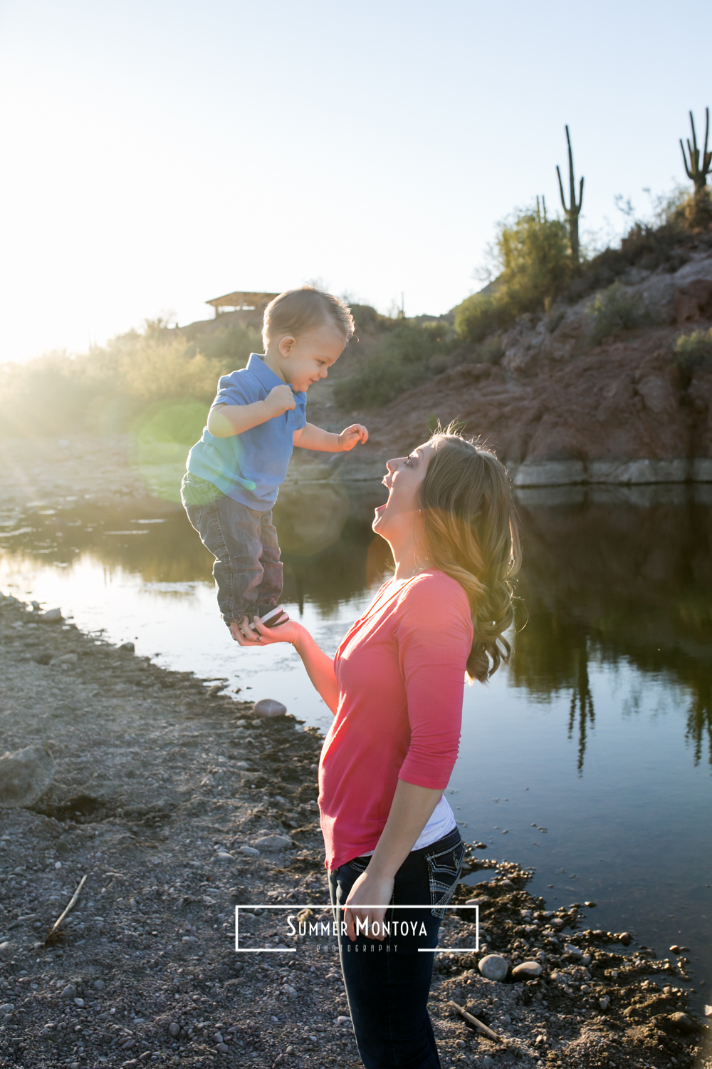 Salt river family photography