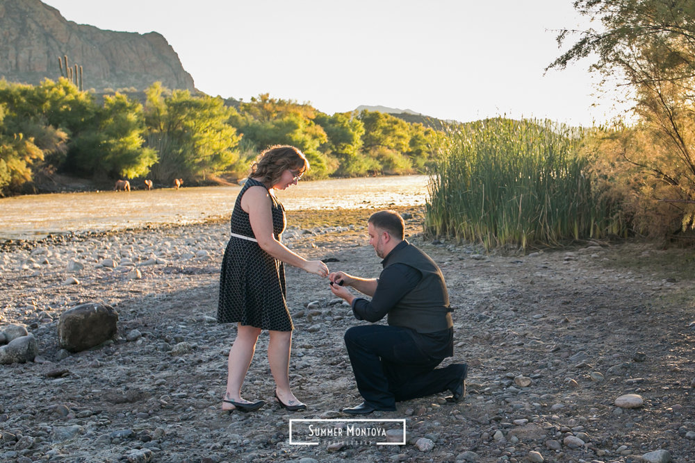 Phoenix engagment photographer