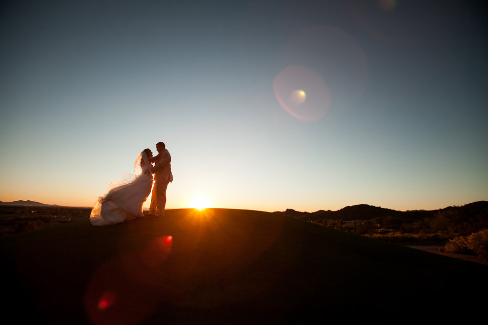 Gold Canyon Wedding