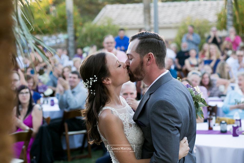 Gilbert Backyard wedding