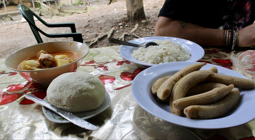 وجبة الغداء التقليدي