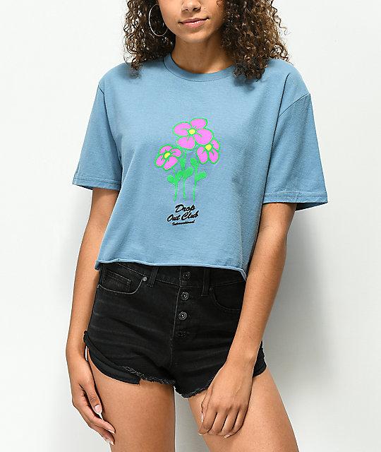 DROPOUT-CLUB-INTL.-Spiegel-Garden-Blue-Crop-T-Shirt-_303254-front-US.jpg