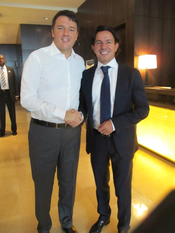 Italian Prime Minister H.E. Matteo Renzi