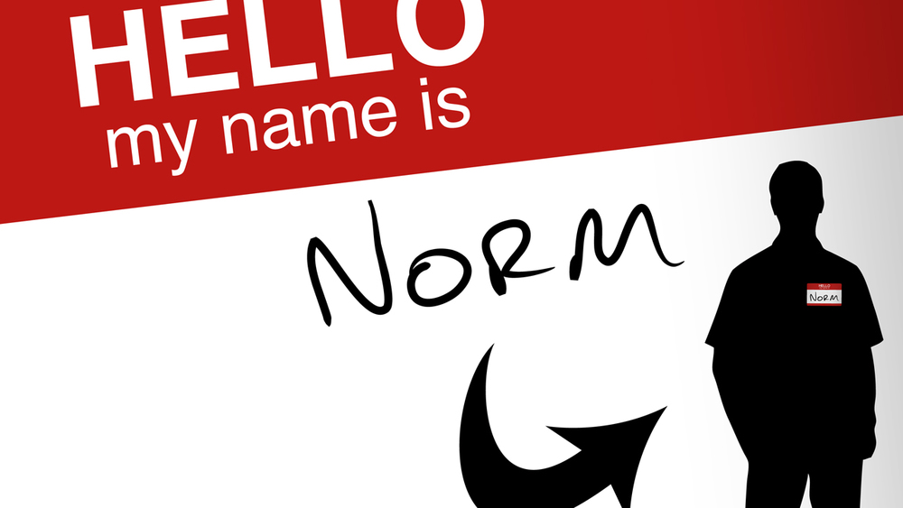 Hello My Name Is Norm