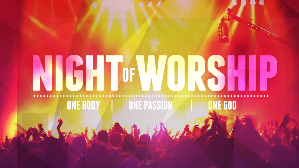 Now Worship Night