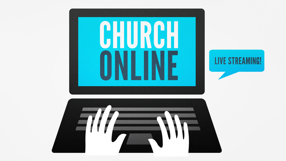 Church Online Slide