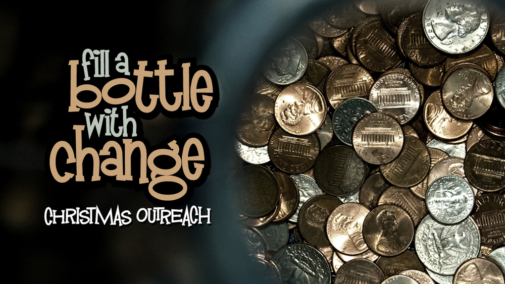 Bottle Of Change