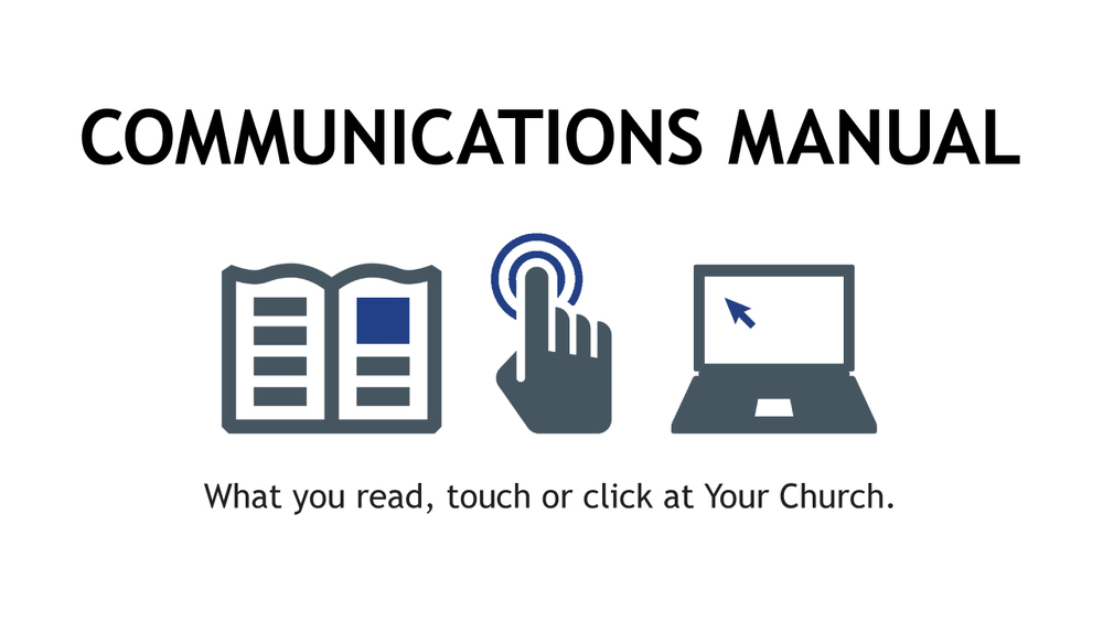 Church Communications Manual