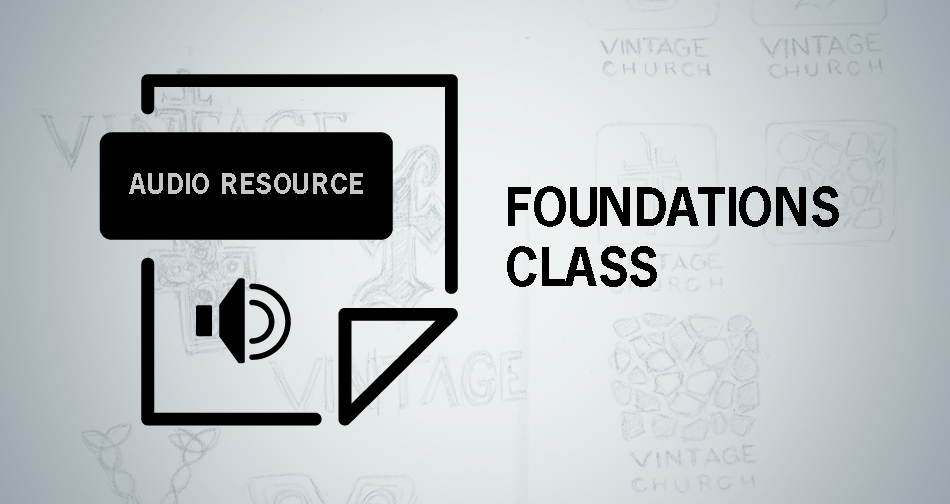 Foundations Class Audio Files
