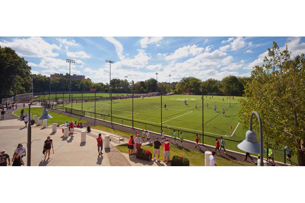 Clark University, Worcester MA - Activitas