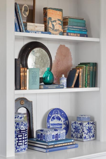 private residence, Weekapaug RI - Kate Jackson Interior Design