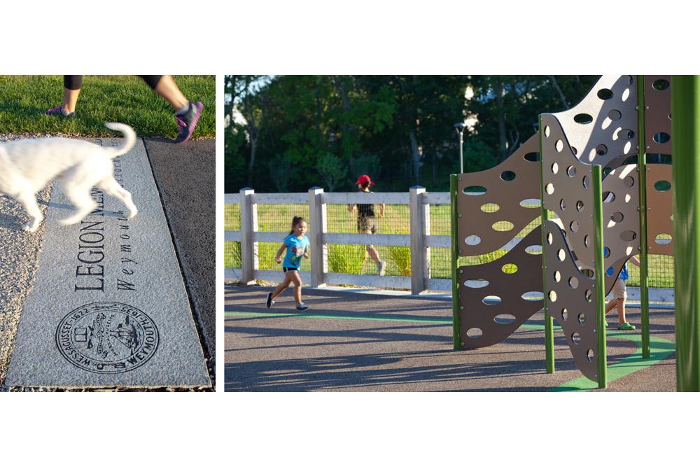 Legion Memorial Park, Weymouth MA - Activitas