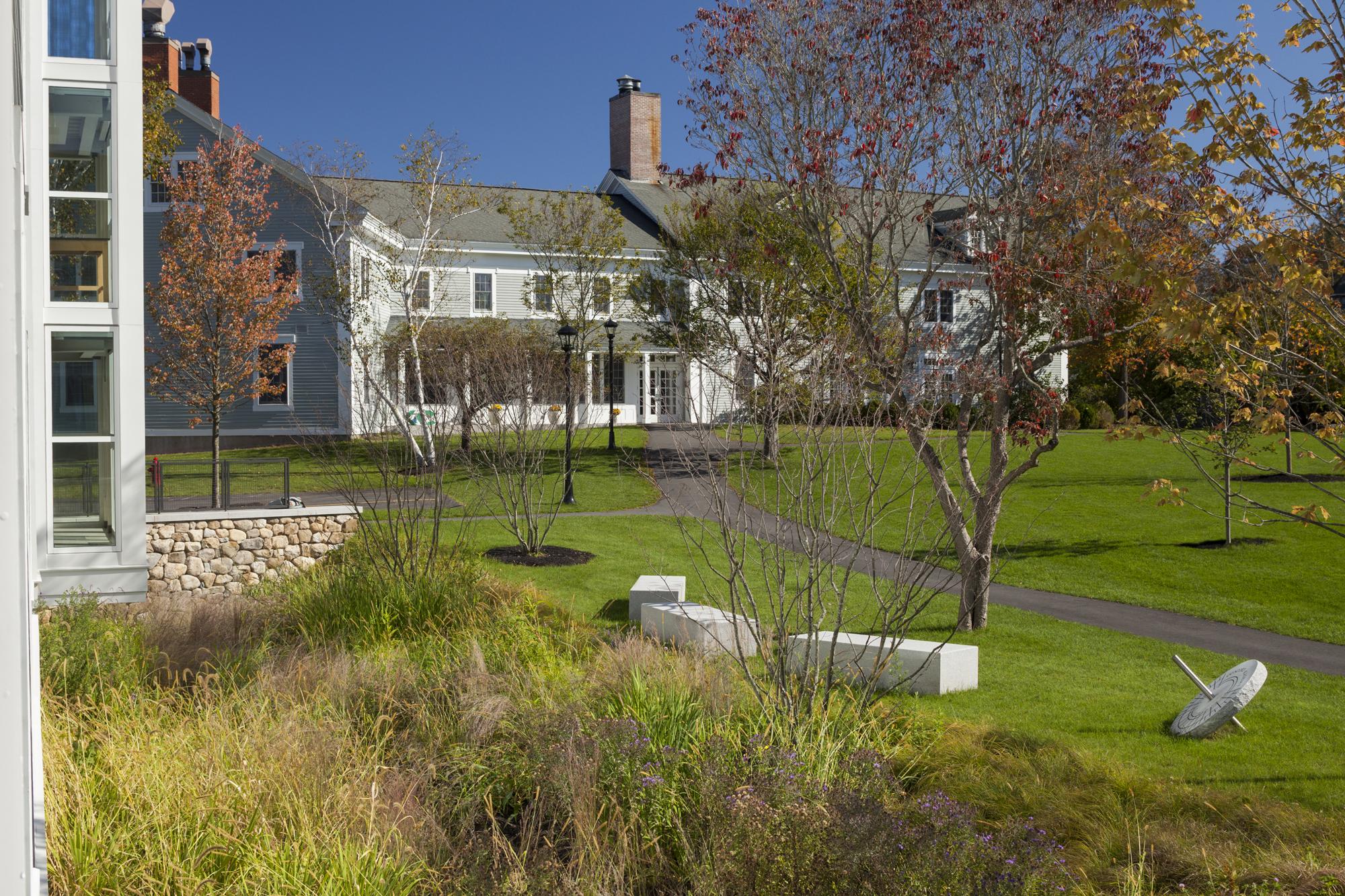 Concord Academy, Concord MA - Michelle Crowley Landscape Architecture