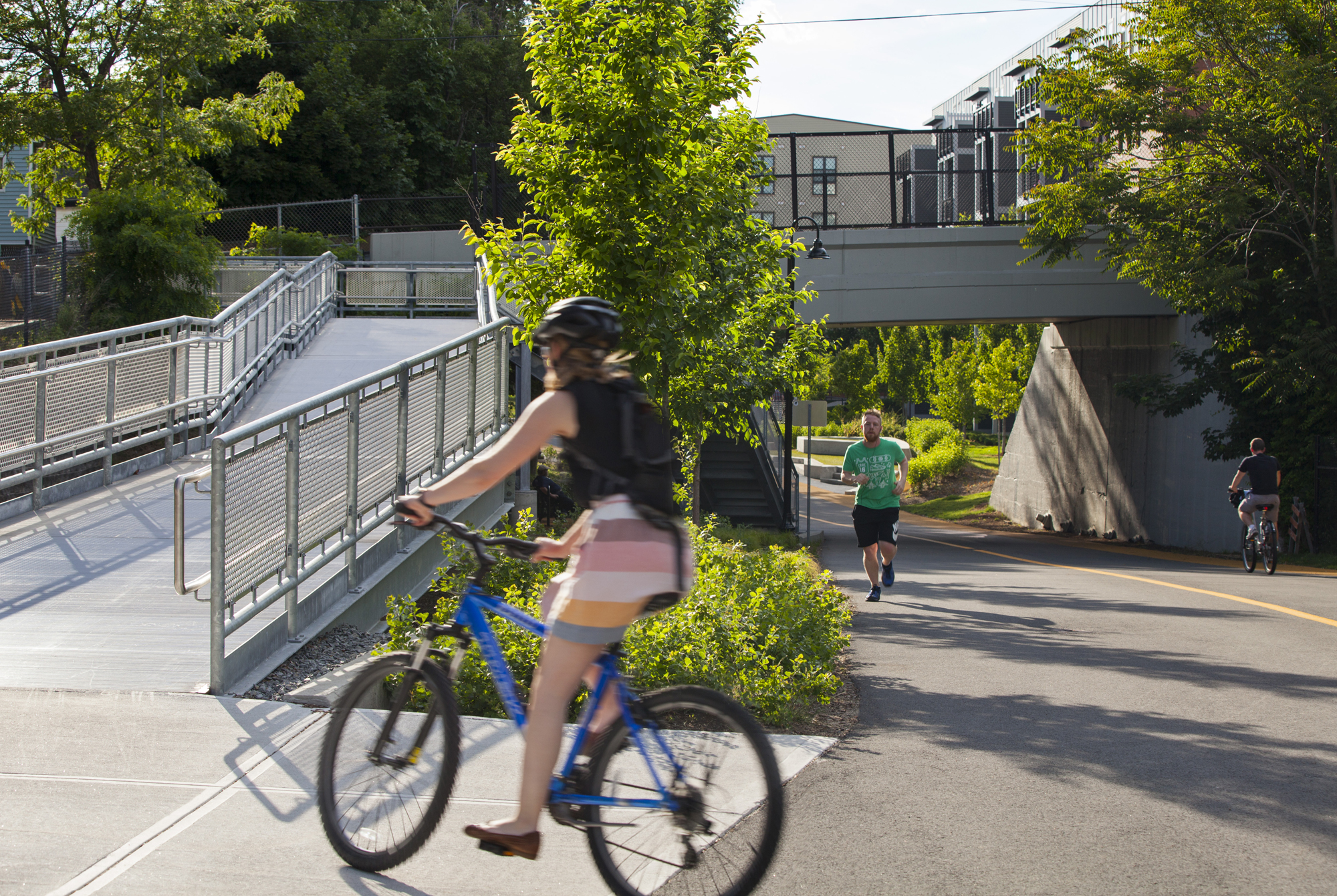 Community Path, Somerville MA - Spurr Design Studio