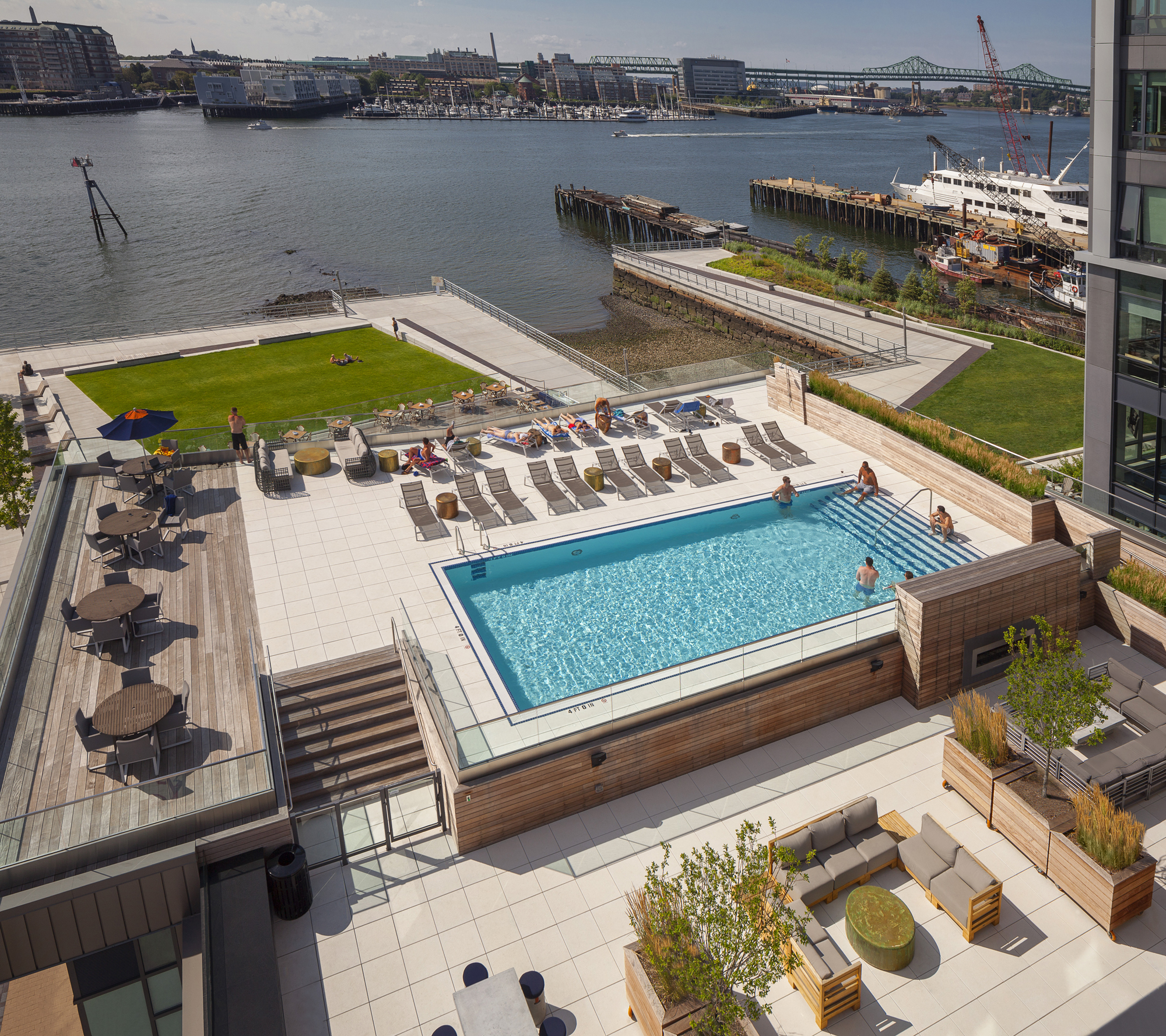 The Eddy, East Boston MA - Copley Wolff Design Group