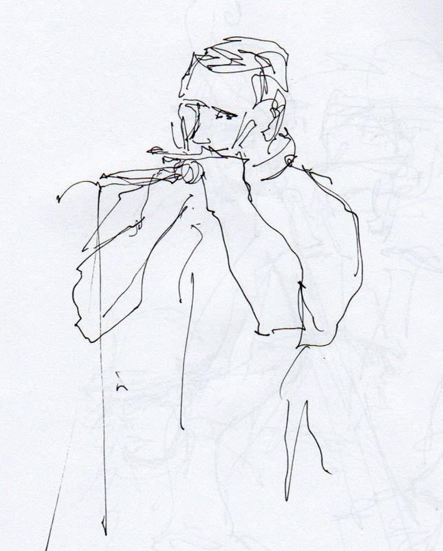 harmonica sketch