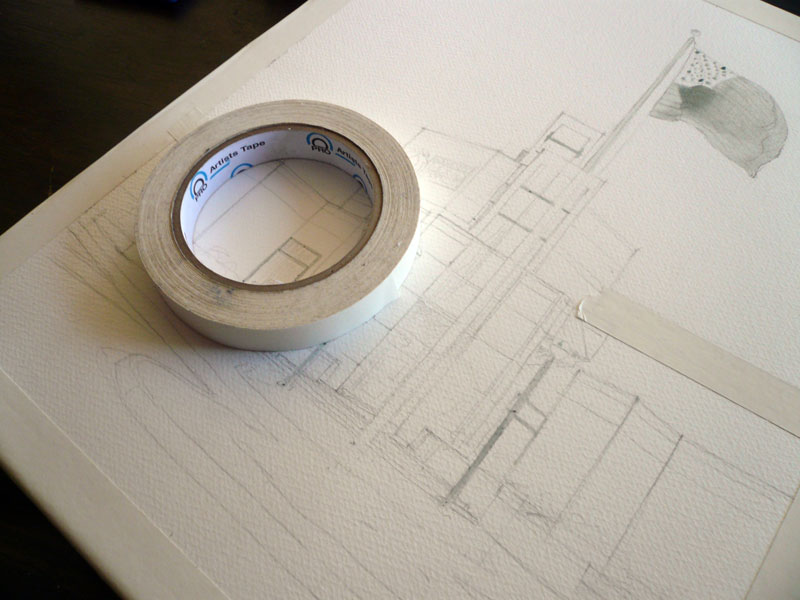 artist's tape