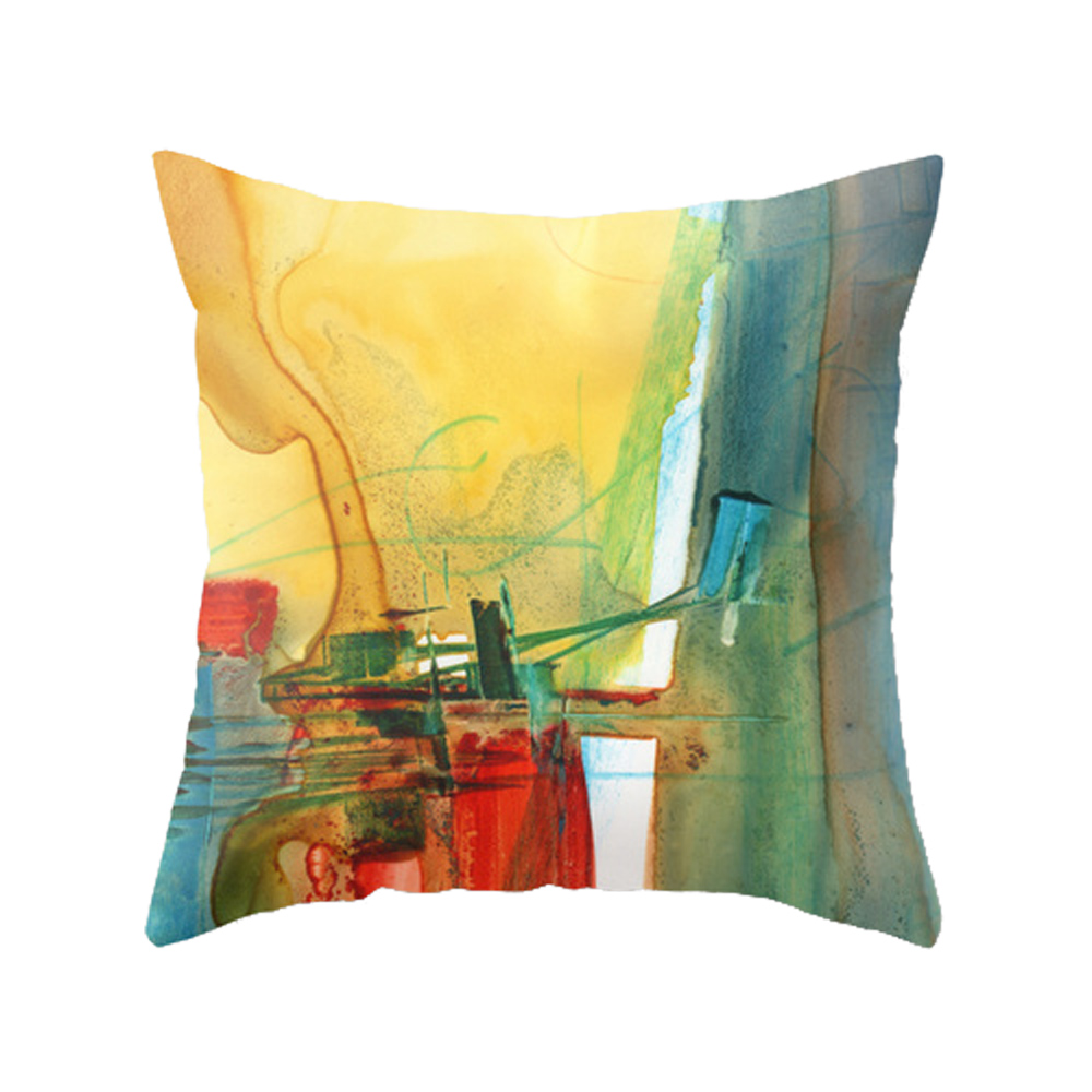 Accent pillows - A conversation piece your guests will love!