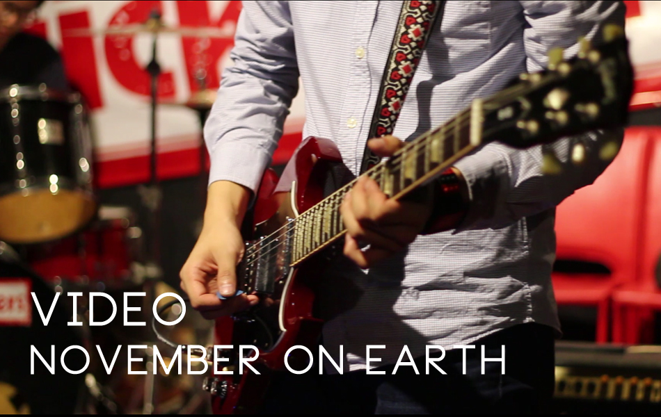 Video: November on Earth
